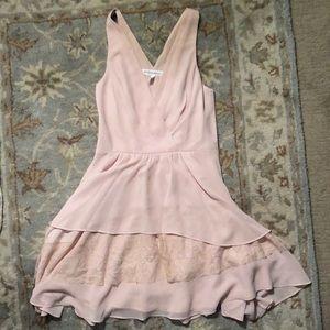 BCBGeneration pink dress 2